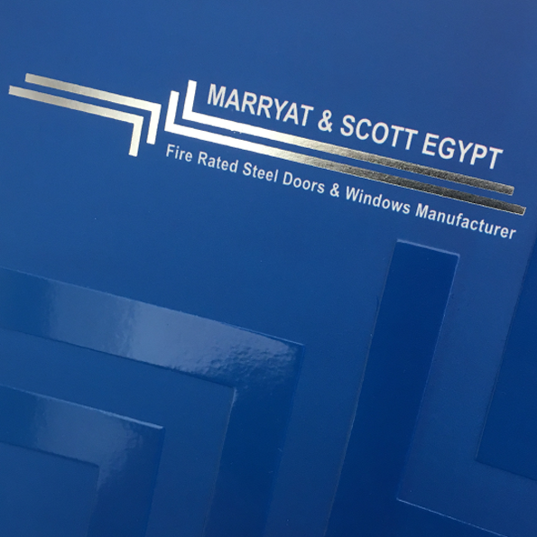 Marryat & Scott Brochure